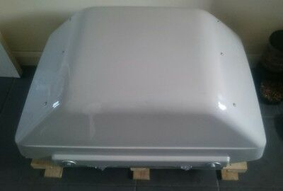 NuAire Ventilation Extraction Axial Fan Roof Mounted TRAS350-41