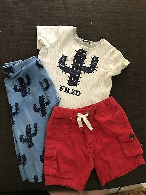 Boys Fred Bare Bundle Sz 0