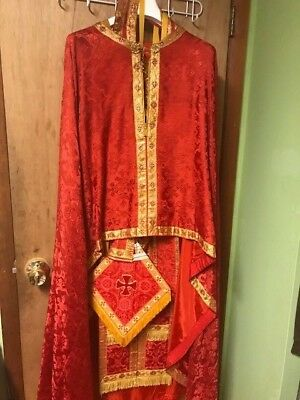 Eastern Orthodox Christian Vestments
