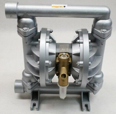 Diaphragm Pump QBY-40 Chemical dedicated infusion aluminum pneumatic