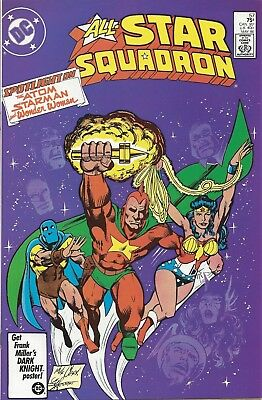 All-Star Squadron #57. May 1986. DC. VF-.