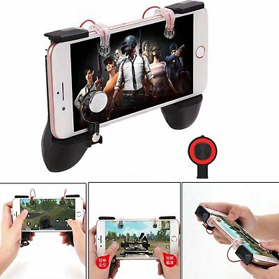 2nd Mobile Gamepad Fire Button Aim Key Shooter Gaming L1R1 Trigger Controller