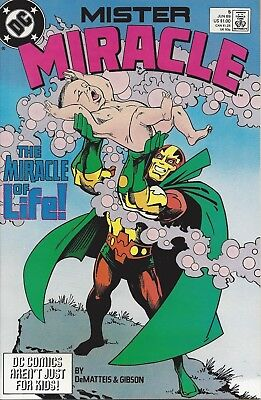 Mister Miracle #5. Jun 1989. DC. VF.