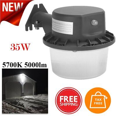 35W Dusk-to-dawn LED Outdoor Barn Light (Equi. 300W) Outdoor Security Light MA