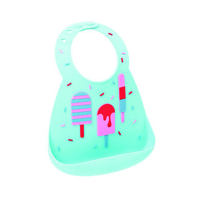 New Make My Day Baby Silicone Bib Lollipop BPA Free Easy clean