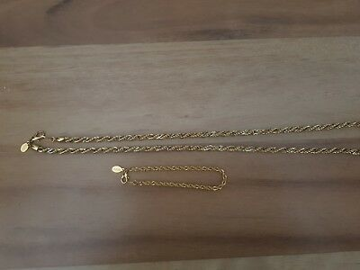 AUthentic Oroton Neclace With Braclet