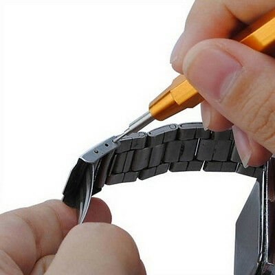 Watch Band Strap Link Pin Spring Bar Entferner Uhrmacher Removal Repair Tool WH
