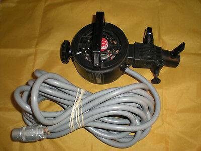 Norman LH4A Lamphead Flashead ASIS UNTESTED