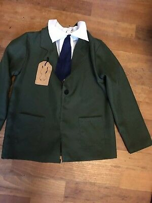Boys Wartime WW2 1940'S Costume, Trousers And Jacket Only.