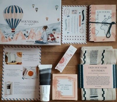 My little box Weleda Set Geschenk
