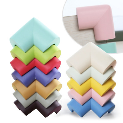 Baby Kids Safety Proofing Corner Cushion Table Edge Cover Foam Guard Protector