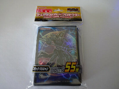 "Yu-Gi-Oh Duelist Card Protector ""Dark Magician"" Limited sleeve 55pcs japan"