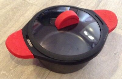 Castey (Suitable for all Hob Types) 20cm Deep Casserole with Lid  *Ex Demo*