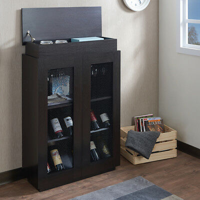 Ottmar Furniture Multifunctional Wine Rack Sideboard Display Storage cabinet