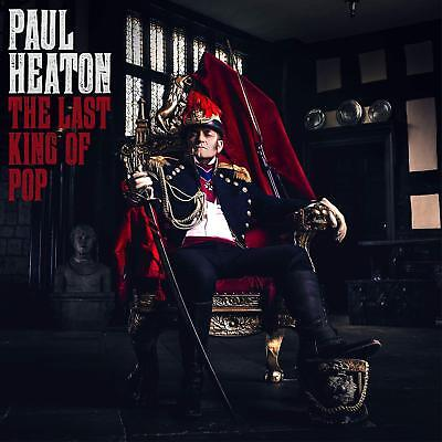 Paul Heaton - The Last King Of Pop [CD] Sent Sameday*