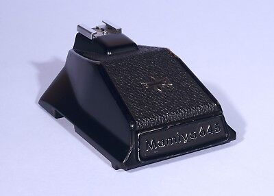 Mamiya 645 Prism Finder * For:500 1000S M645 645J etc.. * Read Listing