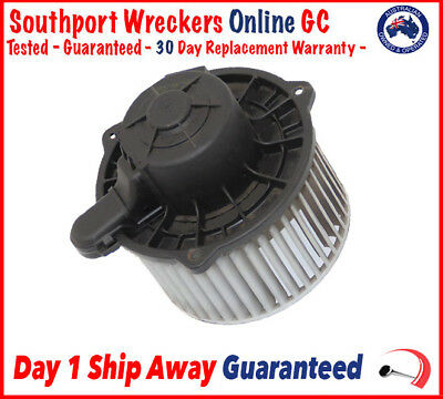 Genuine TB Hyundai Getz 05-11 Heater Fan Blower Motor Unit 05 06 07 08 09 10 11