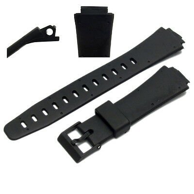 Replacement Watch Band 15mm fitting 22mm Shoulders For Casio W90, W91, 311A2