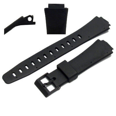 Replacement Watch Strap 15mm fitting 22mm Shoulders For Casio W90, W91, 311A2