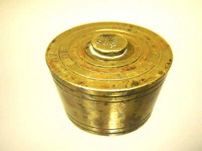 Set of Jeweller's Cup Weights