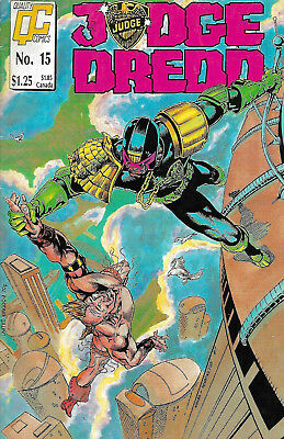 Judge Dredd #15 (Quality Comics)