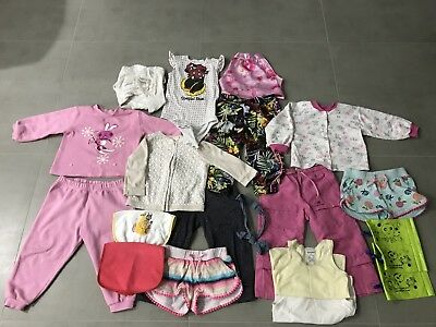 Mixed Bulk Items - Girls Clothes Sizes 2&3 #20 Pieces #Mixed Brands