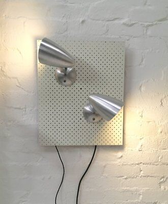 BECO (Brown Evans And Co.) Rounded Wall Sconce Melbourne, 1950s vintage retro