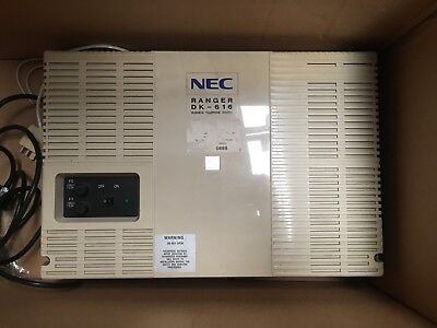 NEC Phone System DK-616 with 6 Phone