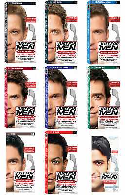 3x Just For Men Autostop Ultra Hair Colour Dye | All Shades | Made Foolproof