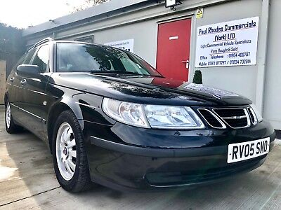 2005 SAAB 95 Linear Diesel Manual Estate Car with Full Service History - PX Car