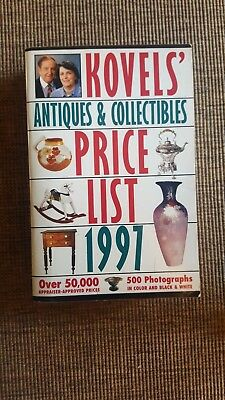 1997 Kovel's Antiques & Collectibles Price List