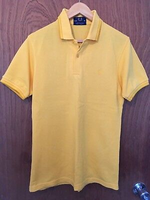 Deadstock FRED PERRY Polo Shirt.....Vintage, 80s, Mods, 70s, Retro, Smart Casual