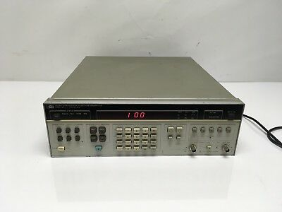 HP Agilent 3325A Function Generator TESTED