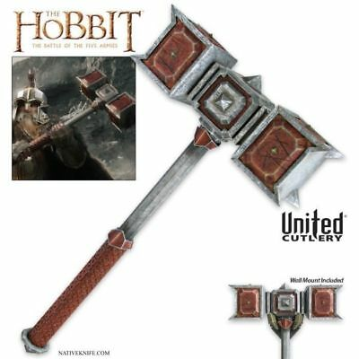 UC3166 War Hammer of Dain Ironfoot - United Cutlery Licensed