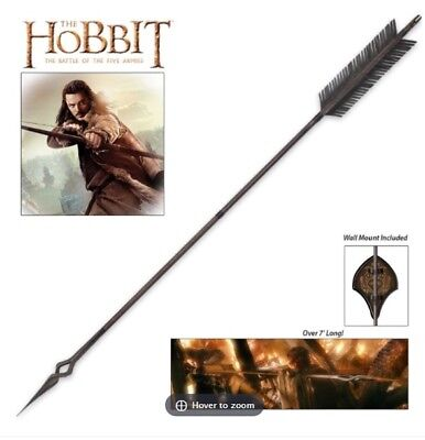UC3105 Black Arrow of Bard the Bowman - IN STOCK - BRAND NEW - LOTR HOBBIT