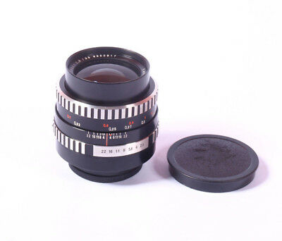 Carl Zeiss FLEKTOGON 2.8/35mm Wide Angle Lens M42 with box