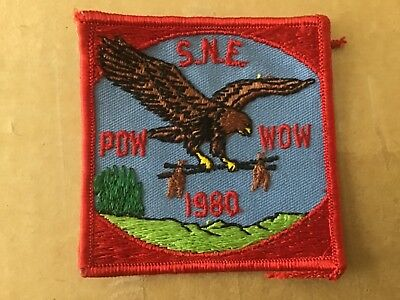 1980 South New England ROYAL RANGERS Pow Wow Patch