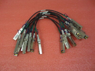 Lot of 10 OEM original genuine HP 4gb fiber channel cable 1.6 feet 509506-003