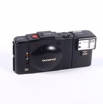 Olympus XA 3 35mm Compact  Camera with A11 Flash