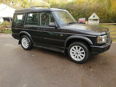 2003 Land Rover Discovery Td5 Gs manual new 12 months mot remapped