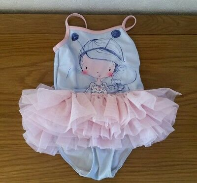 PRETTY GIRLS Next Ballerina Tutu Swimming Costume AGE 18-24 Months WORN ONCE 😍