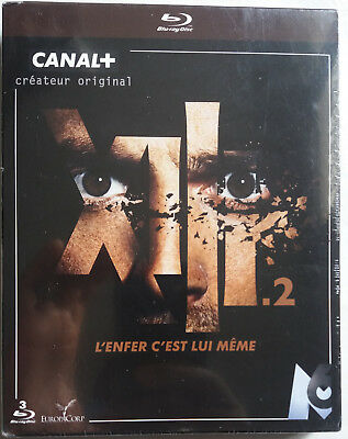 COFFRET 3 BLU-RAY XIII.2 neuf sous blister