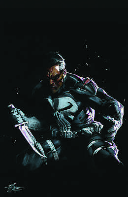 The Punisher Virgin & Classic Variant Set issue #2 / Gabriele Dell'Otto
