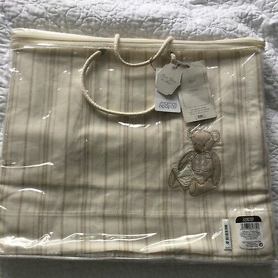Mamas and Papas  MURPHY & ME Lined Tie Top Curtains (132 x 160 cm)