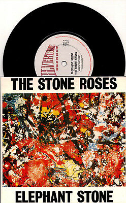 The Stone Roses ‎- Elephant Stone / The Hardest Thing In The World - 7'' Vinyl