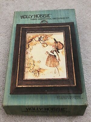 Nice Advanced Dimensional Distinctive Designs In Relief Decoupage Instruction Vtg1972 Crafts