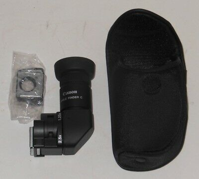 MINT Canon Angle Finder C for EOS Camera in Case
