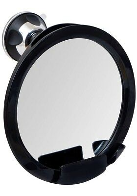 """Shatterproof Fogless Shower Shaving Mirror, 2018 Model, Strong Suction Cup 8"""" in"""