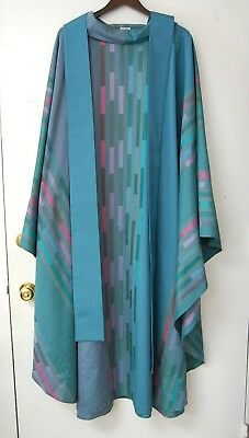 "53"" Dirk Slabbinck Master Collection Vestment Chasuble & Stole - 507 - Green"