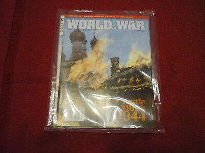 World at War WAW 22 Game Edition - Battle of Minsk 1944 MINT